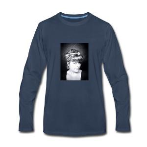Misty - Men's Premium Long Sleeve T-Shirt