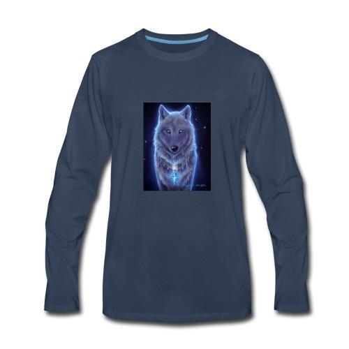 Mystic Angel - Men's Premium Long Sleeve T-Shirt