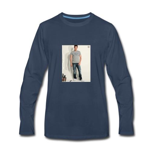 TIchot - Men's Premium Long Sleeve T-Shirt