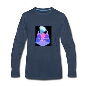 The boss abood march - Men's Premium Long Sleeve T-Shirt
