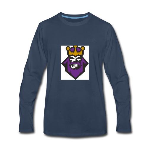 KingYron - Men's Premium Long Sleeve T-Shirt