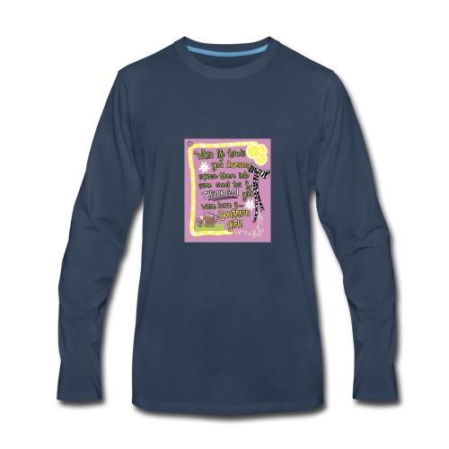 FBCC442A A487 40BF A45D EE536F423808 - Men's Premium Long Sleeve T-Shirt