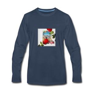 THA REVENGE OF FLEE951506362451409 - Men's Premium Long Sleeve T-Shirt