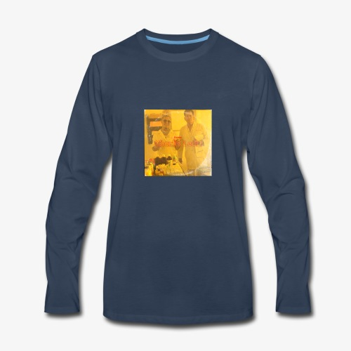 lil pump charlie lean - Men's Premium Long Sleeve T-Shirt