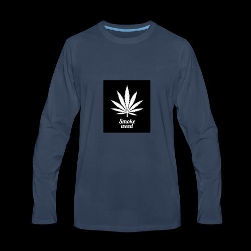 Legalize it - Men's Premium Long Sleeve T-Shirt