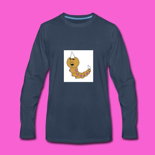 Original Will Logo - Men's Premium Long Sleeve T-Shirt