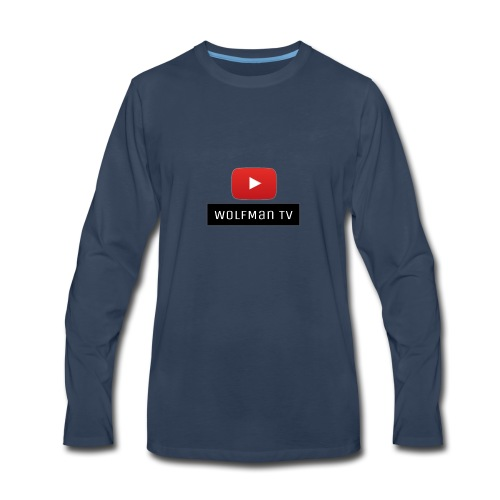 The Crew - Men's Premium Long Sleeve T-Shirt