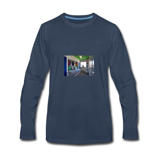 Cool Boy Bedroom Ideas Decorating Ideas Gallery in - Men's Premium Long Sleeve T-Shirt