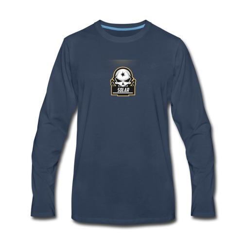 Solars Merch ! limited edition - Men's Premium Long Sleeve T-Shirt