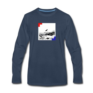 Yung Muney Official Artwork Logo - Men's Premium Long Sleeve T-Shirt