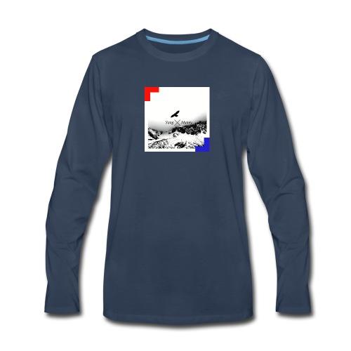 Yung Muney Official Artwork Logo - Men's Premium Long Sleeve T-Shirt