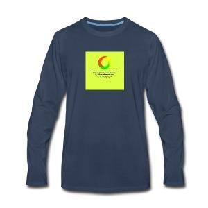 Isaiah 40:31 - Men's Premium Long Sleeve T-Shirt
