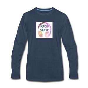KPOP MUSIC - Men's Premium Long Sleeve T-Shirt