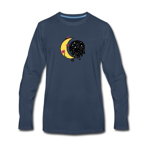 Lucia - Men's Premium Long Sleeve T-Shirt