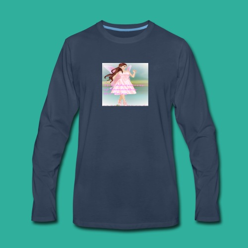 Samantha the Fairy - Men's Premium Long Sleeve T-Shirt