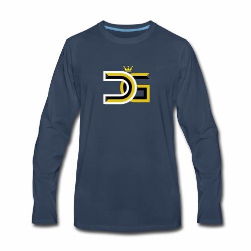 Damocles Gaming - Men's Premium Long Sleeve T-Shirt