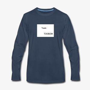 TEAMTOODEM - Men's Premium Long Sleeve T-Shirt