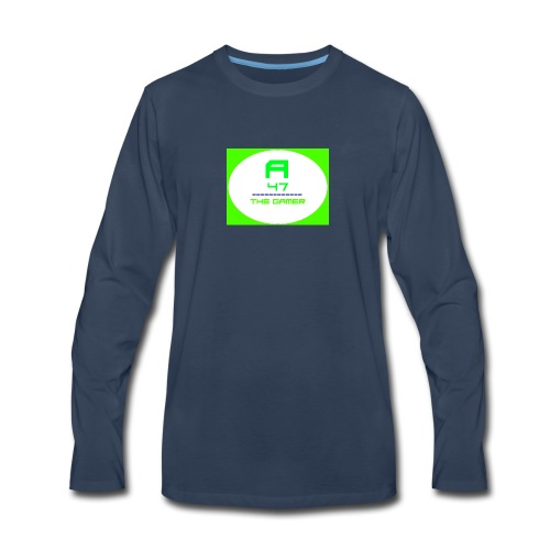 Logo 4 - Men's Premium Long Sleeve T-Shirt