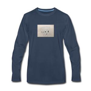 LONE - Men's Premium Long Sleeve T-Shirt