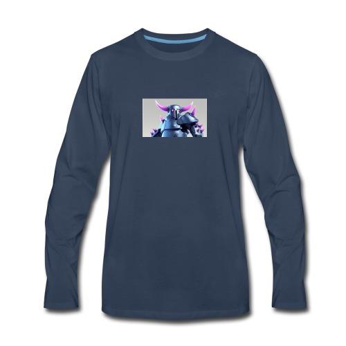 Destroyer Clash of Clans - Men's Premium Long Sleeve T-Shirt