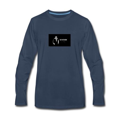 t-shirt design spain - Men's Premium Long Sleeve T-Shirt