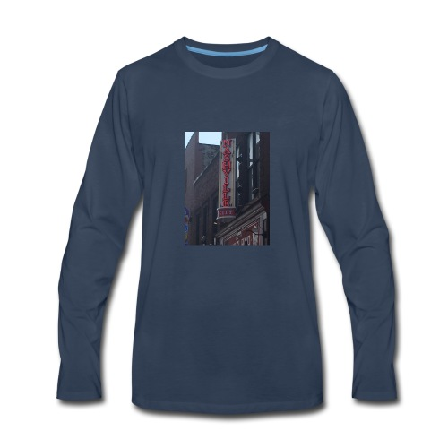 nashville - Men's Premium Long Sleeve T-Shirt