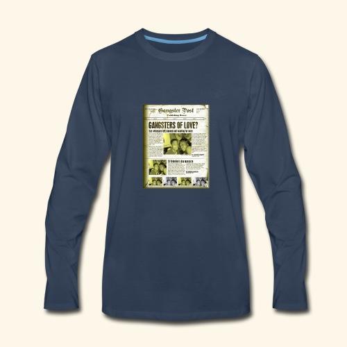 Love is the Greatest - Men's Premium Long Sleeve T-Shirt