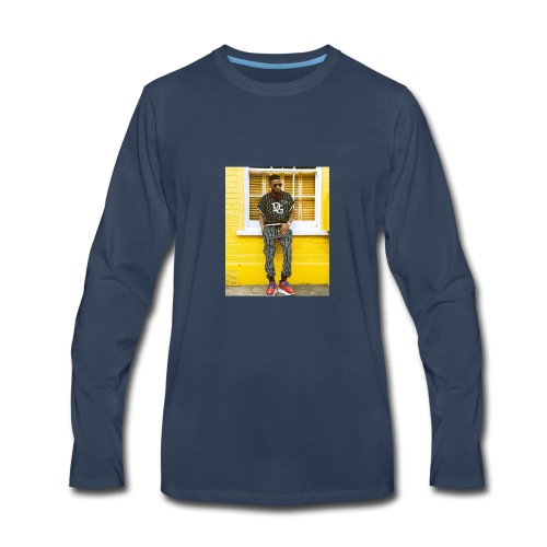 Collins wizzi - Men's Premium Long Sleeve T-Shirt