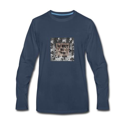 Get the money - Men's Premium Long Sleeve T-Shirt