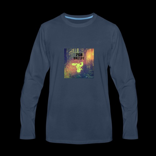 Bike life - Men's Premium Long Sleeve T-Shirt