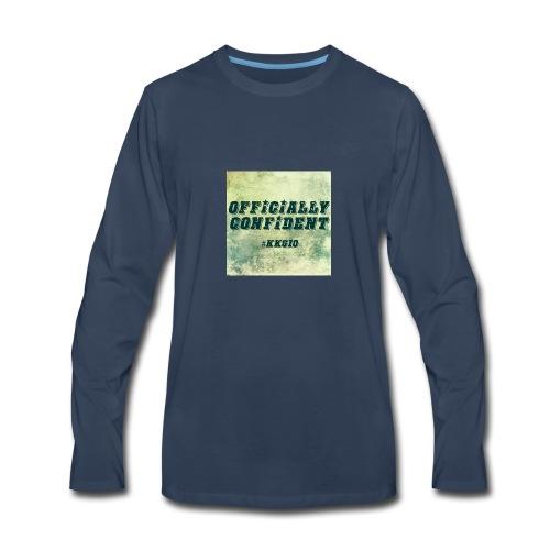 #KKG10 - Men's Premium Long Sleeve T-Shirt