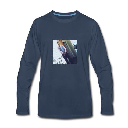 This day - Men's Premium Long Sleeve T-Shirt