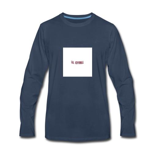 Lil icy merch - Men's Premium Long Sleeve T-Shirt