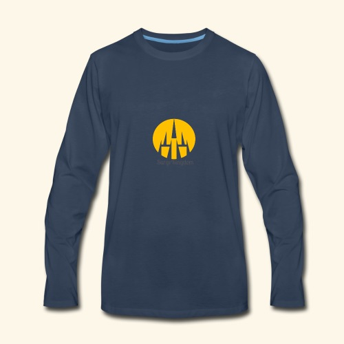 Surge Kingdom Castle - Men's Premium Long Sleeve T-Shirt
