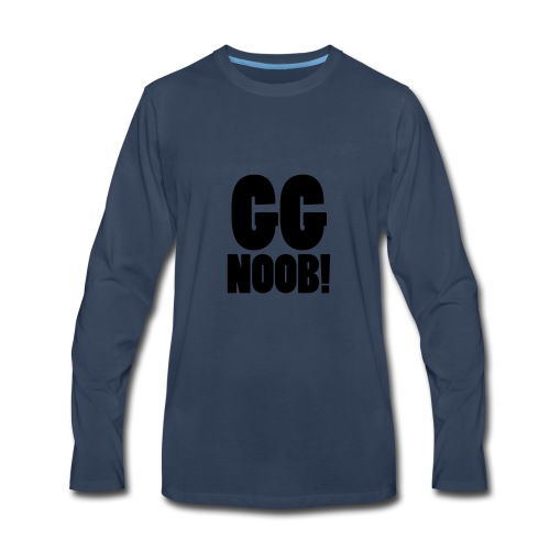 GG Noob - Men's Premium Long Sleeve T-Shirt