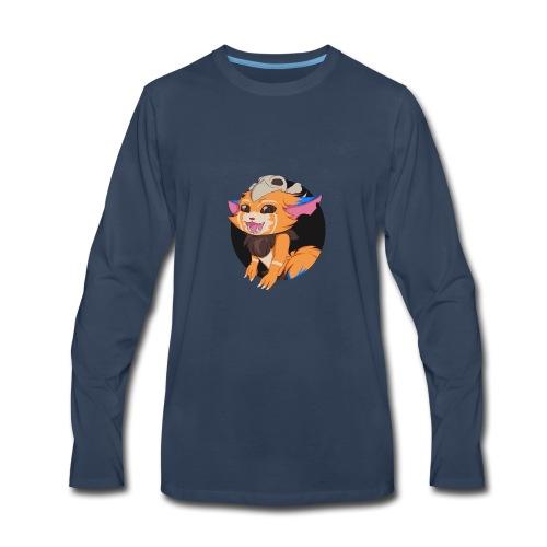 League of Legends - Gnar Cup - Men's Premium Long Sleeve T-Shirt