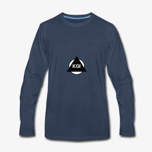 KGI V2 - Men's Premium Long Sleeve T-Shirt