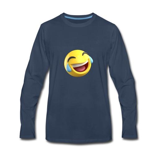 Jokespedia - Men's Premium Long Sleeve T-Shirt