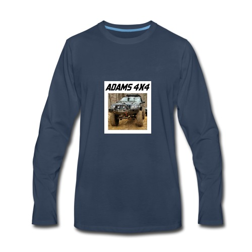 Adams4x4_Tshirt_1 - Men's Premium Long Sleeve T-Shirt
