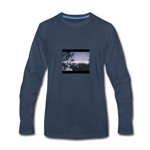 Halsey hurricane products - Men's Premium Long Sleeve T-Shirt
