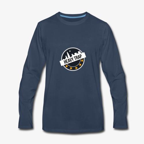 HEAVY TRAP - Men's Premium Long Sleeve T-Shirt
