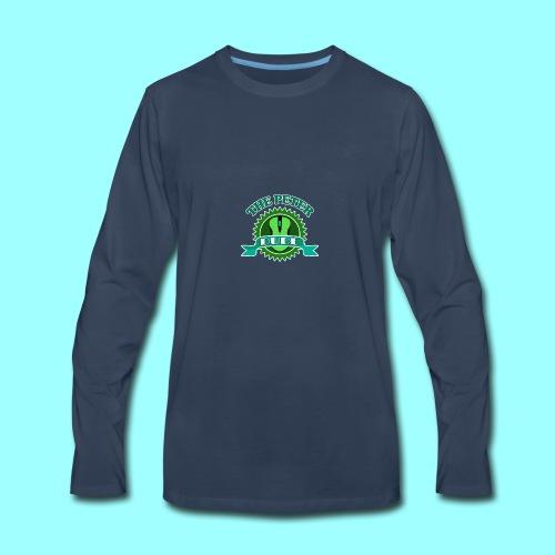 TPD Logo - Men's Premium Long Sleeve T-Shirt