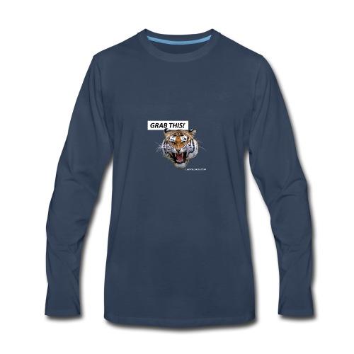 grab_this - Men's Premium Long Sleeve T-Shirt