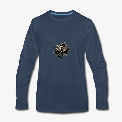 t shirt 4 - Men's Premium Long Sleeve T-Shirt