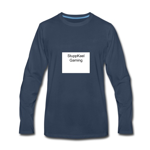 Keal - Men's Premium Long Sleeve T-Shirt