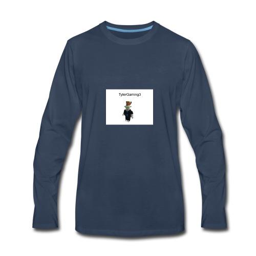 TylerGaming3 Roblox - Men's Premium Long Sleeve T-Shirt