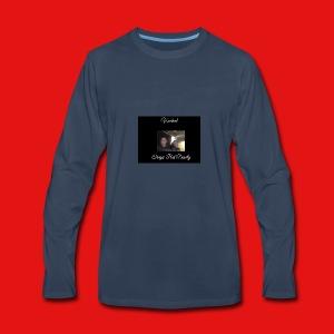Tragic But Deadly album cover HOODIE EXCLUSIVE - Men's Premium Long Sleeve T-Shirt