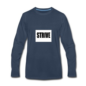 strive - Men's Premium Long Sleeve T-Shirt