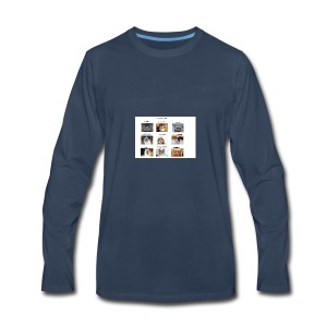 MOOD BOARD - Men's Premium Long Sleeve T-Shirt