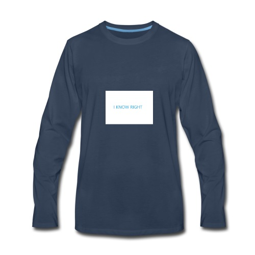Untitled29 - Men's Premium Long Sleeve T-Shirt